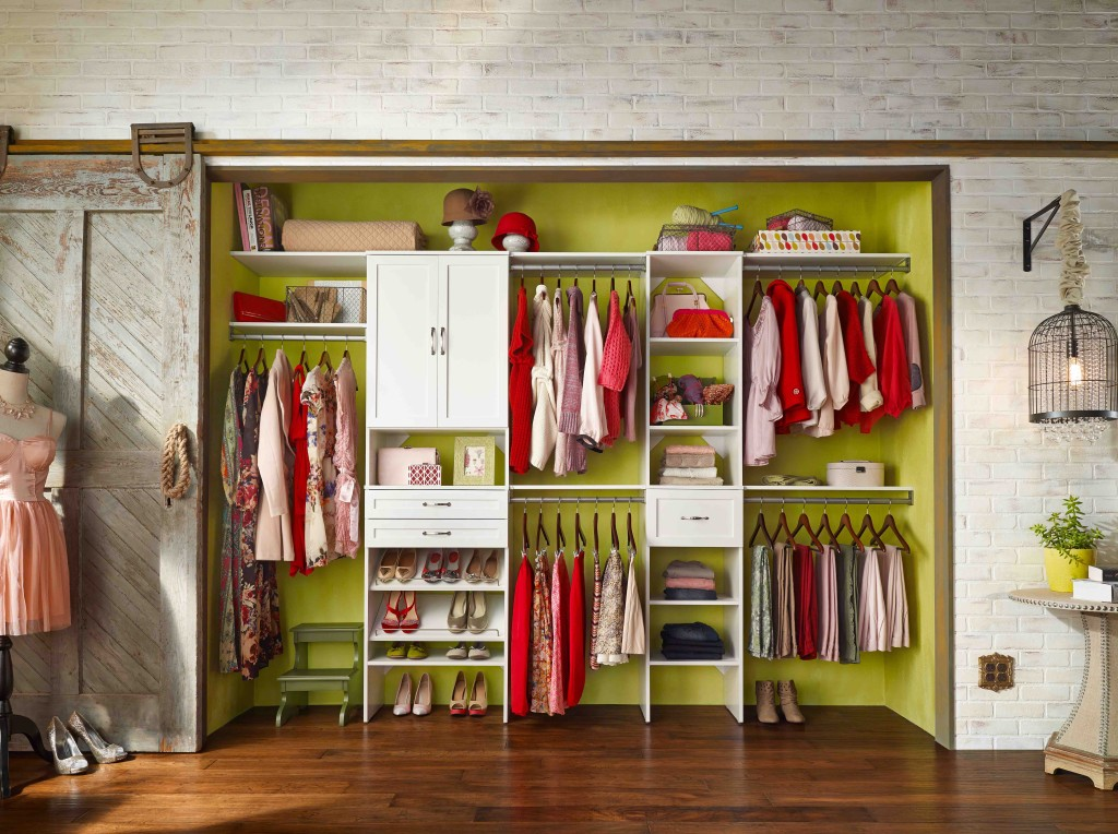 Cluttered Closets Cause Frustration And Anxiety Among Many People U2013 For  Good Reason. Newsweek Magazine Reported In A Survey That The Average  American Wastes ...