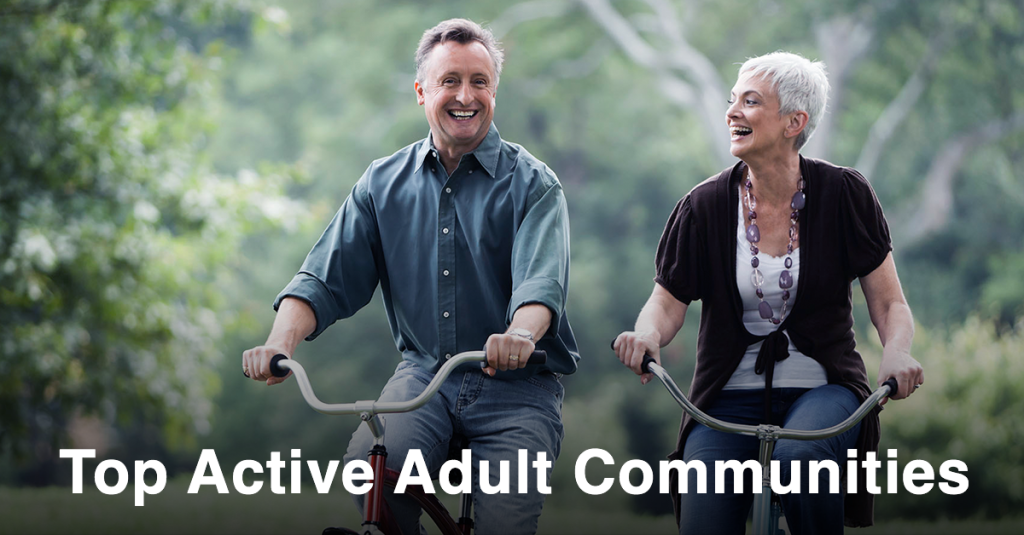 Top Active Adult Communities