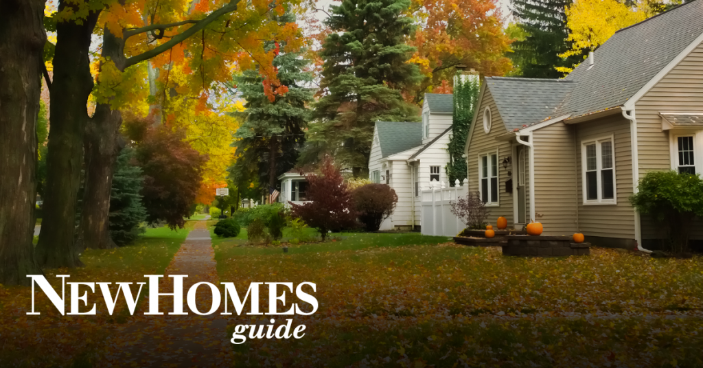 New Homes Guide Fall Homebuying
