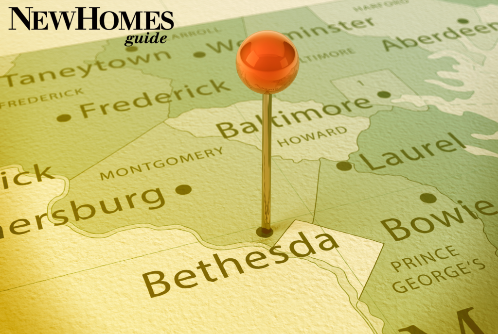 Best Neighborhoods in Montgomery County, Part 1: Bethesda