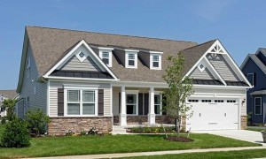 The Villages of Five Points in Lewes, DE, Bryton Homes