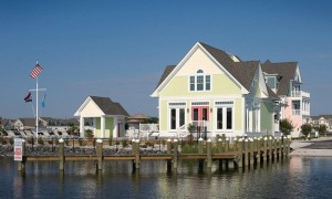 Sunset Harbour in Ocean View, DE, Evergreene Homes
